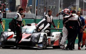Le Mans Toyota learn from motorsport again