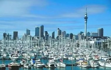 Auckland Affectionately Known As The City of Sails