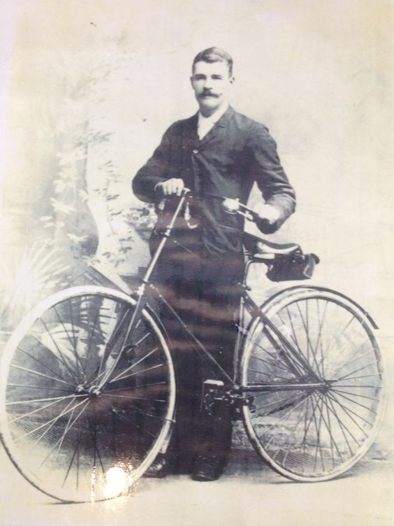 the birth of New Zealand cycling