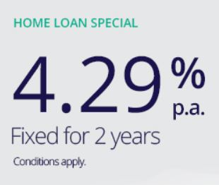 First time buyer mortgage
